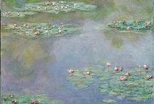 Monet Mania / Exploring Monet's life through his pictures, following his recollections in Me, Myself, Monet, a fictional autobiography at http://museumzero.blogspot.com/2015/08/me-myself-monet-1-my-first-entry.html