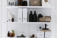 organize // home