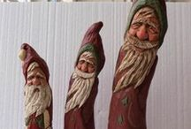 Woodcarving and woodburning / by Suzanne Danhauer Millay