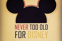 Disney kid at heart / by Shelby Simmons