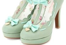 my tiny little problem / shoes.