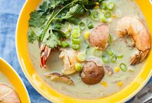 Food ~ Casseroles & Soups