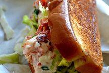 Food ~ Sandwiches, Wraps