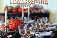 Thanksgiving / Cookbooks, crafts, ideas and more for Thanksgiving from the Kenton County Public Library #KentonLibrary