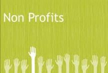 Resources for Non Profits / Tips, inforgraphics, examples and ideas for ways Non-profits can use Social Media to expand awareness of their mission, engage with their constituents and increase donations