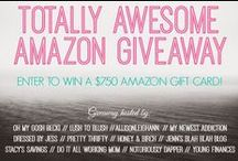 Giveaway / giveaway contest you can join!