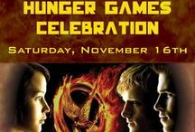 Hunger Games Celebration / Celebrate The Hunger Games and Catching Fire at the Erlanger branch of Kenton County Public Library on Saturday, November 16th from 1-4 p.m.