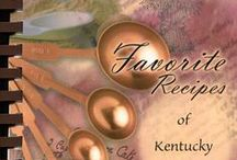 Kentucky Inspired Cooking / Serve up something new at the dinner table with recipes by Kentucky authors.