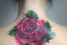 Getting Inked / My body is my canvas, and here's a whole load of inspirations to pretty it up :-)