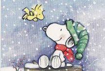 Cute / Peanuts snoopy cartoons / by Sarah Vest Donley