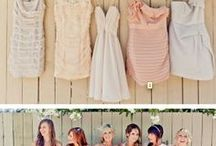 Wedding::Accessories for Brides & All Your Favorite Ladies / Bridal-Bridesmaids Hair, Bridesmaids Dress Inspiration and Accessory possibilities for everyone! / by Rachel Holmberg