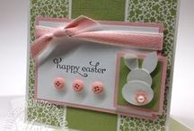 Easter Cards / Tags / by Wanda Miller