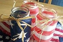 July 4th Candles / by Wanda Miller