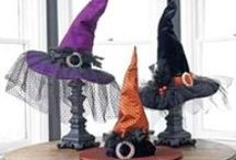 Halloween Witch Hats / by Wanda Miller