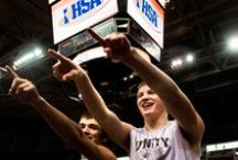State! / Unity high school, mendon, Illinois basketball trip to state tournament / by Sarah Vest Donley