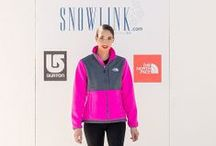 Snowlink.com Focus on Sustainability - Aspen International Fashion Week  / Snowlink.com hosted a Runway show focusing on sustainability in design, featuring Burton Snowboards, Halti, Homeschool Snowboarding & The North Face. / by SnowSports Industries America