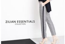 Zilian Essentials Collection / Basic shoes for everyday life.