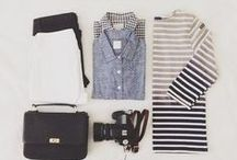 travel // pack lists