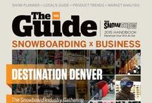 2015 SIA Snow Show / The SIA Snow Show, January 29 - February 1, 2015 at the Colorado Convention Center in Denver, CO, will deliver the largest, most concentrated and authentic trade event in the snow sports industry. It is the first time globally that the styles, technologies, innovations, culture and energy of snow sports for 15.16 will be presented. Industry professionals meet to engage in business, networking opportunities, parties, brand events and seminars to feel the true essence of snow sports. / by SnowSports Industries America