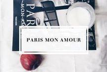 Paris, Mon Amour / Le Parisian Chic