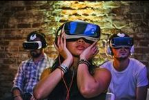 Virtual Reality / Latest in VR technology / by Engadget