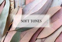 Soft Tones // SS16