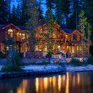 Lake House / Homes and cabins on the lake