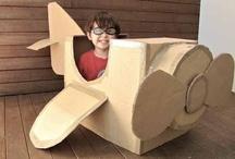 fun activities for kids / a collection of fun activities for kids  - una collezione di idee di attività divertenti da fare con i bambini