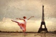 DanceDanceDance / by Shekinah Copeland
