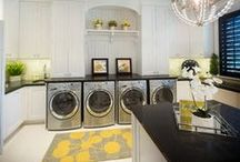 Laundry/ Craft/ Mudroom / by KBW