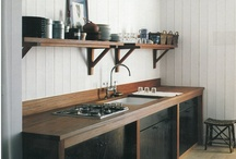 kitchens. / by Emily Daniels