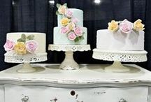 Wedding Cake / by Napa Valley Custom Events ~ Sharon Burns