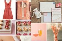 Coral Weddings / by Napa Valley Custom Events  LLC