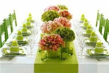 Green Weddings / by Napa Valley Custom Events ~ Sharon Burns