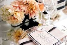 Tablescapes / by Napa Valley Custom Events ~ Sharon Burns