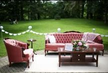 Lounge Furniture / by Napa Valley Custom Events ~ Sharon Burns