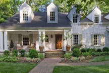 Exterior Features / by KBW