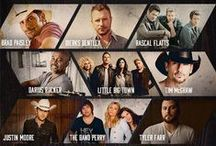 Country Music Loves / by UMG Nashville