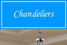 Chandeliers / Choose from over 4,000 light fixtures like; Quoizel, Kichler, Savoy House, Fine Art, Hubbardton Forge just to name a few.
