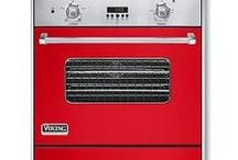 Major Appliances / We carry a wide variety of major appliances, Bosch, Dacor, Frigidaire, Kitchenaid, Miele, Scotsman, Sub-Zero, Viking, and Wolf, to name a few. Many are live for training and demonstrations.