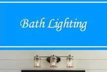 Bath Lights / With brands like Progress, Sonneman, Quoizel, Sea Gull, Kichler, Murray Feiss and more, you'll find what your looking for at Hermitage Lighting Gallery