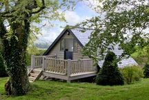 Romantic cottages / A selection of romantic holiday cottages to hire in the UK. For more inspiration check out the site.