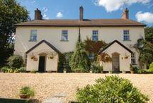 Devon cottages