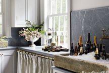 Pantries/ Kitchen Storage / by KBW