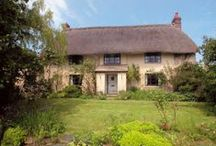 Thatched Cottages in the UK / A selection of just some of the lovely thatched cottages on holidaycottage.com