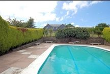 UK Holiday Cottages with Pools / All of these holiday lets from holidaycottage.com have private swimming pools.