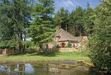 Pet Friendly Cottages / A selection of holiday-lets where your four-legged friends can stay too.