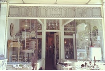 lovely SHOPS! / stunning shops to drool over & inspire us / by la TaDa! vintage boutique & creative studio