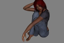 Daz Stuff / Some Commission and fun stuff I have done with Daz 3D Studio