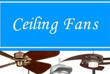 Ceiling Fans / Need a Ceiling fan? At Hermitage Lighting Gallery we have indoor, outdoor,  and damp-rated ceiling fans. One for every room and porch!